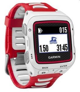 Garmin Forerunner 920 XT White/Red, sportovní hodinky