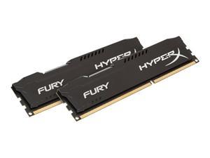 16GB (2x8GB Kit) DDR3 1866MHz DIMM Kingston HyperX FURY Black CL10