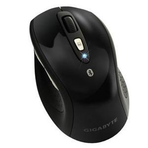 GIGABYTE myš GM-M7700B Laser/ Bluetooth/ 800/1600 dpi/ černá