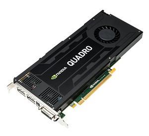 Grafická karta NVIDIA Quadro K4200 4 GB/ 2x DP/ DVI/ PCIe 16x
