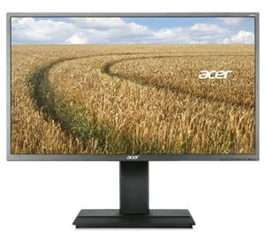 "32"" ACER B326HKymjdpphz, 3840x2160, 100M:1, 6ms, Dual DVI, HDMI, USB, DP, mini DP, repro, LCD, IPS LED, DarkGrey"