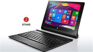 "Lenovo YOGA TABLET 2 Atom Z3745 1,86GHz / 2GB / 32GB / 10.1"" FHD / IPS / LTE 4G+3G / klávesnice / WIN8.1 32bit černá"
