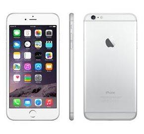 Mobilní telefon Apple iPhone 6 Plus 16GB - stříbrný