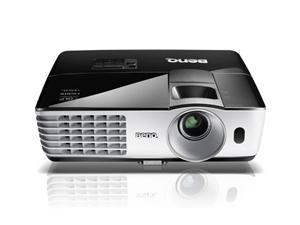BenQ Projektor MW665+ WXGA/ DLP/ 3200 ANSI/ 13000:1/ VGA/ HDMI/ USB/ LAN/ Wi-Fi Dongle