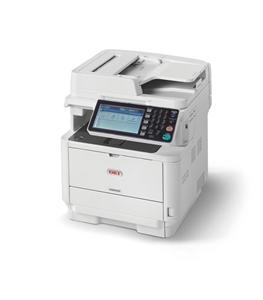 OKI MB562dnw MFZ+Fax A4, LED, 45 ppm, 1200x1200, PCL/PS, 512MB, 3GB eMMC, RADF, USB, LAN, Wi-Fi, Duplex