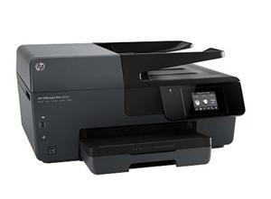 Multifunkční zařízení HP Officejet Pro 6830 e-All-in-One (A4, 18/10 ppm, USB 2.0, LAN, Wi-Fi, Duplex)