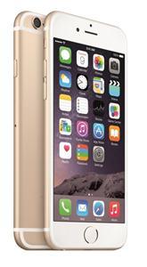 Mobilní telefon Apple iPhone 6 64GB - zlatý