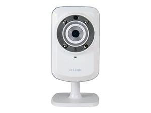 D-LINK DCS-932L (2 kamery v balení) Securicam Wireless N Home IP Network Camera, IR, WPS, myDlink