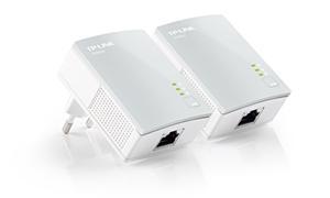 TP-LINK TL-PA4010KIT Powerline ethernet/Starter Kit adaptér (500 Mbps) kit 2 ks AV500