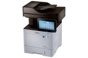 """SAMSUNG SL-M4583FX MFZ+fax (A4, 45ppm, 1200x1200dpi, 1 GB, Duplex, 10.1""""LCD dotykový displej, USB, LAN)"""