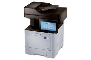 """SAMSUNG SL-M4580FX MFZ+fax (A4, 45ppm, 1200x1200dpi, 1 GB, Duplex, 10.1""""LCD dotykový displej, USB, LAN)"""