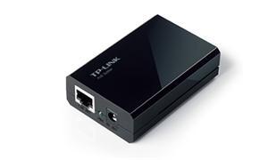 TP-LINK TL-POE10R PoE splitter adapter IEEE 802.3af, napájení po ethernetu, 5V/9V/12V DC