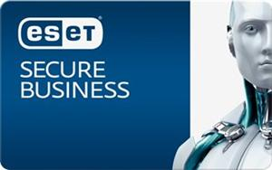 ESET Secure Business, 5-10 stanic, 3 roky