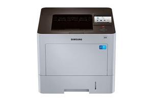 """SAMSUNG SL-M4530NX (A4, 45ppm, 1200x1200dpi, 1GB, Duplex, 4.3"""" dotykový displej, USB, LAN)"""