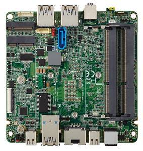 INTEL NUC MAPLE CANYON NUC5I3MYBE/Core i3-5010U,2.1GHz 3MB,HD5500,2xMiniDP,eDP,GLAN,M.2,SATA3,2xSODIMM DDR3L/1600,Bulk