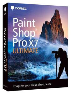 Corel PaintShop Pro X7 Ultimate ENG
