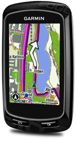 Garmin Edge 810 PRO Bundle Premium, cyklistická navigace