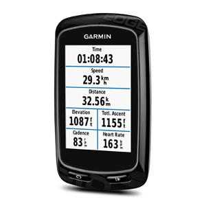 Garmin Edge 810 PRO Bundle Europe, cyklistická navigace
