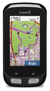 Garmin Edge 1000 PRO, cyklistická navigace