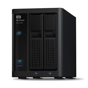 "WD My Cloud DL2100 NAS 8TB (2x4TB) 2x 3.5"" Raid, 2x GLAN (RJ45), 2x USB 3.0"