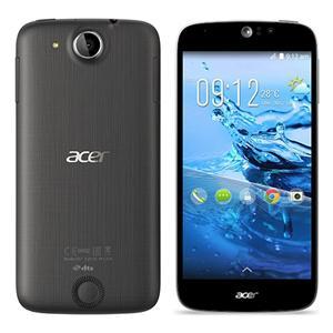 """Acer Liquid Jade Z LTE 5"""" IPS1280x720, 1.5GHz Quad-Core, ROM 8GB, RAM 1GB, kam.5Mpx/13Mpx, Dual Sim, Android 4.4, Black"""
