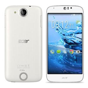 "Acer Liquid Jade Z LTE 5"" IPS1280x720, 1.5GHz Quad-Core, ROM 8GB, RAM 1GB, kam.5Mpx/13Mpx, Dual Sim, Android 4.4, White"