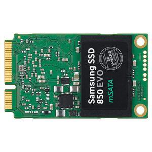 Samsung mSATA/600 SSD disk 500GB, 850 EVO Series, čtení 540MB/s, zápis 520MB/s, Basic