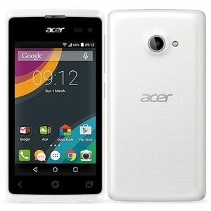 "Acer Liquid Z220 4"" 800x480, 1.2GHz Dual-Core, ROM 8GB, RAM 1GB, kamera 2Mpx / 5Mpx, Dual Sim, Android 5.0, White"