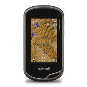Garmin Oregon 600, turistická navigace