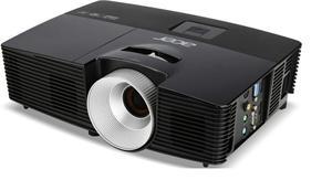 ACER Projektor P5515,DLP 3D,1080p,4000Lm,13000/1, HDMI, RJ45, Bag, 2.5Kg,EURO Power EMEA