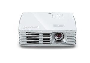 ACER Projektor K135i LED - WXGA 1280x800,10000:1,600Lm,0,43Kg,USB,micro SD-HDMI(MHL),živ.lampy 20000hod