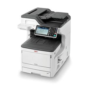OKI MC873dn MFZ+Fax A3/A4, LED, 35/35 ppm (A4), ProQ2400, PCL/PS, 1.26GB, HDD 250GB, USB, LAN, Duplex