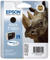 Prošlá expirace - Epson inkoustová cartridge černá T1001 DURABriteUltra Ink, 25,9 ml