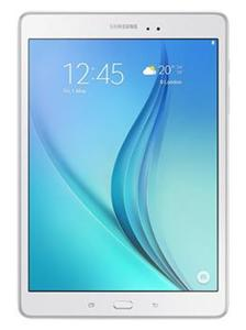 "Samsung Galaxy Tab A 9.7"" (SM-T555) 1024x768 2GB 16GB BT 3G Wi-Fi+LTE GPS 2xCam Android 5.0 White"