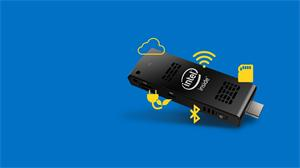 Intel Compute Stick BOXSTCK1A8LFCR,8GB eMMC,HDMI,Micro SDXC,Linux