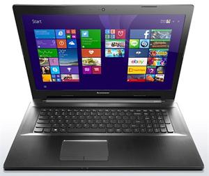 "Lenovo IdeaPad B70-80 i3-5005U / 4GB / 1TB-5400 / HD 17.3""HD+ matný / DVD-RW / Win10PRO /grey 80MR02NGCK"