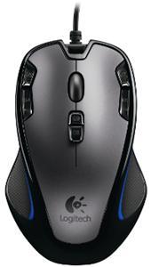 Logitech Gaming Mouse G300s/ Drátová/ Laserová/ USB
