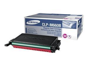 Samsung toner purpurový CLP-C660B pro CLP-610/660/CLX-6200/6210 - 5 000 str.