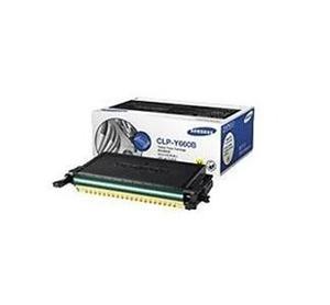 Samsung toner žlutý CLP-Y660B pro CLP-610/660/CLX-6200/6210 - 5 000 str.