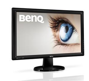 """24"""" VA BENQ LED GW2455H/ 1920x1080/ VA panel/ LBL/ FF/ 20M:1/ 5ms/ DVI/ HDMI/ černý"""