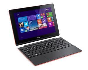 """Acer Switch 10 E (SW3-013-1497), Atom Z3735F, 2GB, 32GB+500, 10.1"""" IPS 1280x800, dock+kláv, W10 Home, black"""