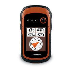 Garmin eTrex 20x, západní Evropa, ruční outdoorová navigace