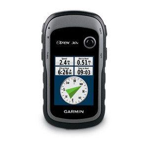 Garmin eTrex 30x, západní Evropa, ruční outdoorová navigace