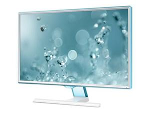 "27"" LCD Samsung S27E391, PLS LED, 1920x1080, 4ms, MEGA kontrast, HDMI, bílý"