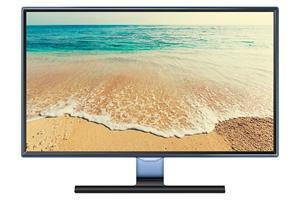 """23.6"""" LCD Samsung T24E390, PLS LED, 1920x1080, 5ms, MEGA kontrast, 2xHDMI, USB, PIP, DVB-T/C, CI, Repro, černý"""