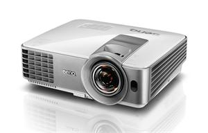 BenQ Projektor MW632ST WXGA/ DLP/ 3200 ANSI/ 13000:1/ VGA/ HDMI/ MHL