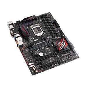 ASUS Z170 PRO GAMING 1151/Z170,VGA,DVI,HDMI,DP,Gbe,3xPCI-e3.0/16/4,4xSATA3/R,1xSATA Exp,1xM.2Sock,USB3.1,DDR4/3400,ATX