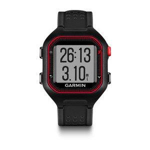 Garmin Forerunner 25 Black/Red (vel. XL), sportovní hodinky
