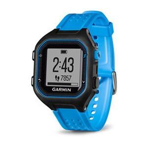 Garmin Forerunner 25 Black/Blue (vel. XL), sportovní hodinky
