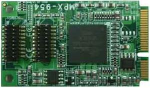 Mini PCI Express Card Commell MPX-954, 4 x RS-232